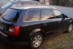 Scheibentönung Audi
