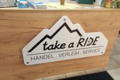 Tafel Take a Ride