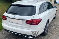 Scheibentönung Mercedes