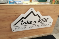 Tafel Take a Ride